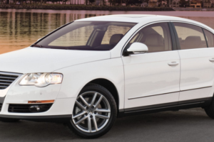 2010 Volkswagen Passat Review