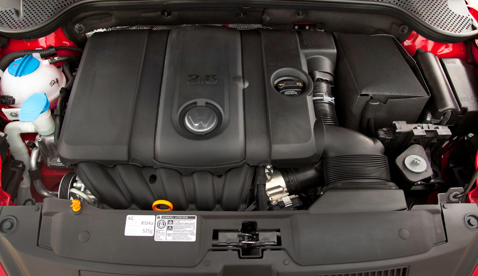 2012 Volkswagen Beetle Engine