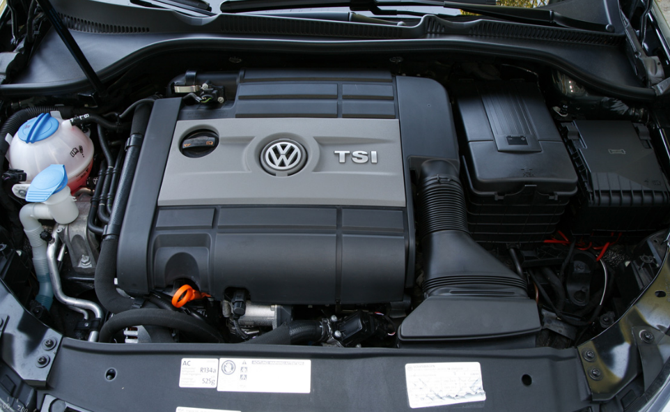 2012 Volkswagen Golf Engine