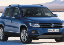 2013 Volkswagen Tiguan Review
