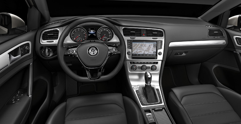 2013 volkswagen golf Interior