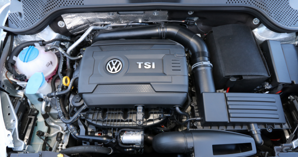 2015 Volkswagen Beetle Engine
