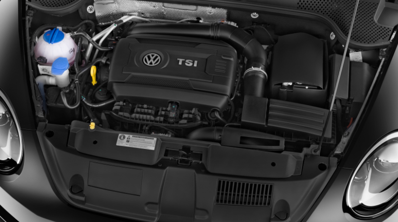 2016 Volkswagen Beetle Engine