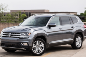 2018 VW Atlas Release Date Concept, Changes
