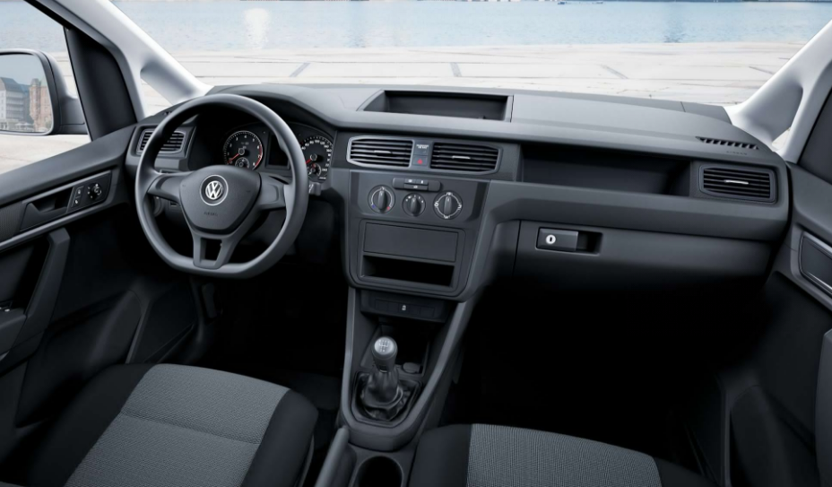 2018 VW Caddy Interior