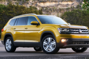 2018 Volkswagen Atlas 4motion Release Date Redesign, Price