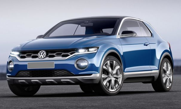 2018 VW Golf SUV Release Date Concept, Changes
