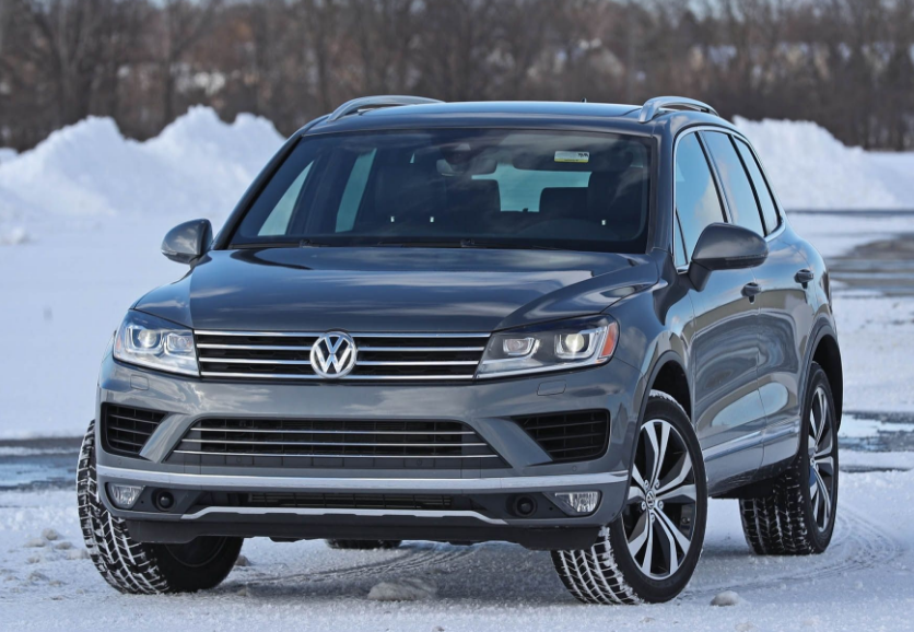 2018 Vw Touareg Release Date Redesign Price