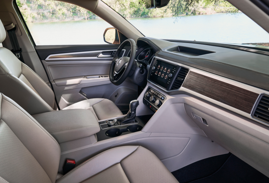 2019 Volkswagen Atlas Interior