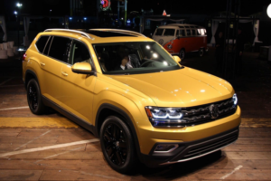 2019 Volkswagen Atlas Review Price And Photos