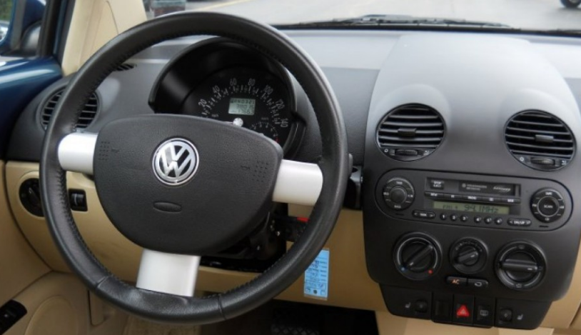 2004 Volkswagen Beetle Interior and Redesign