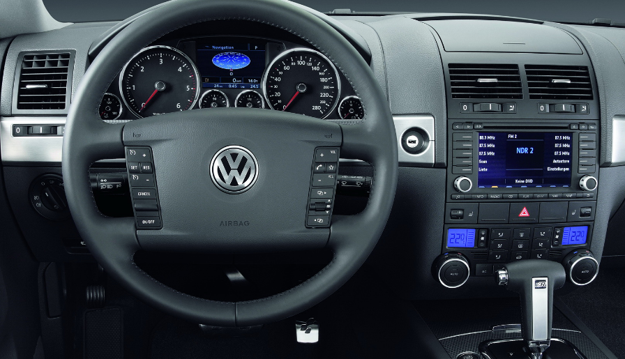 2006 Volkswagen Touareg Interior and Redesign