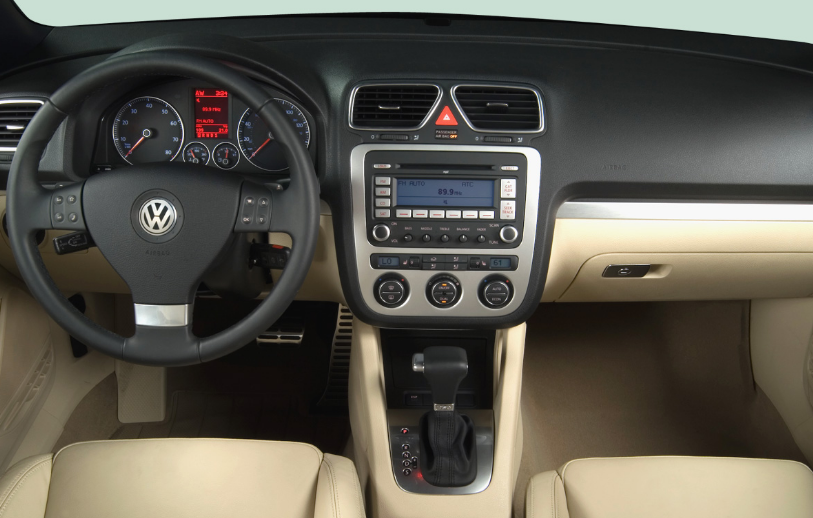 2007 Volkswagen Eos Interior and Redesign