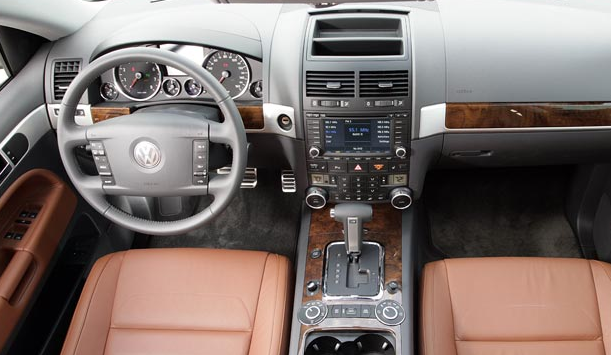 2008 Volkswagen Touareg Interior and Redesign
