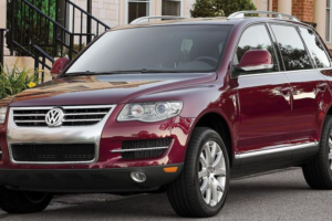 2008 Volkswagen Touareg Owners Manual and Concept