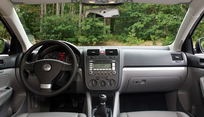 2009 Volkswagen Jetta TDI Interior and Redesign