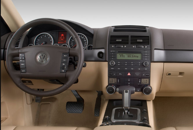 2009 Volkswagen Touareg Interior and Redesign