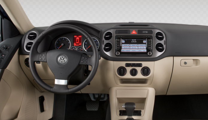 2010 Volkswagen Tiguan Interior and Redesign