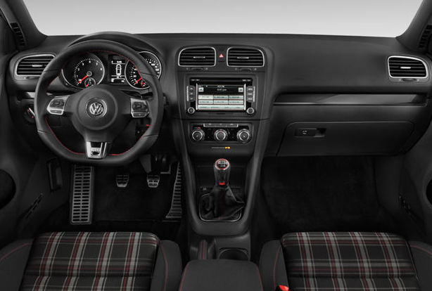 2011 Volkswagen GTI Interior and Redesign
