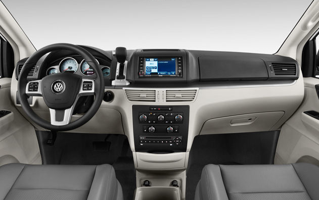 2011 Volkswagen Routan Interior and Redesign