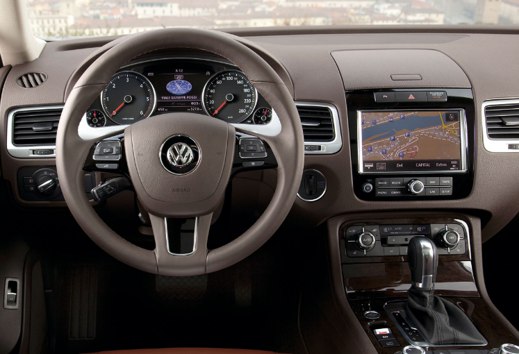 2011 Volkswagen Touareg Interior and Redesign