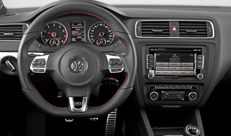 2012 Volkswagen Jetta GLI Interior and Redesign