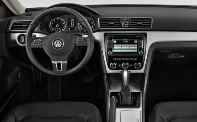 2012 Volkswagen Passat Interior and Redesign