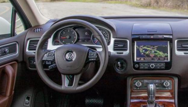 2012 Volkswagen Touareg Interior and Redesign