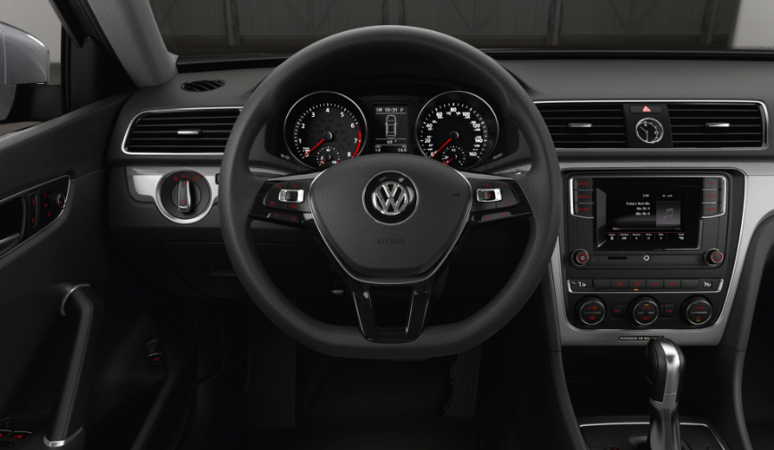 2016 Volkswagen Passat Interior and Redesign