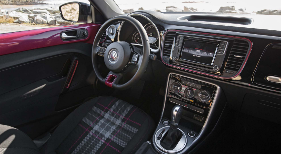 2017 Volkswagen Beetle Interior and Redesign