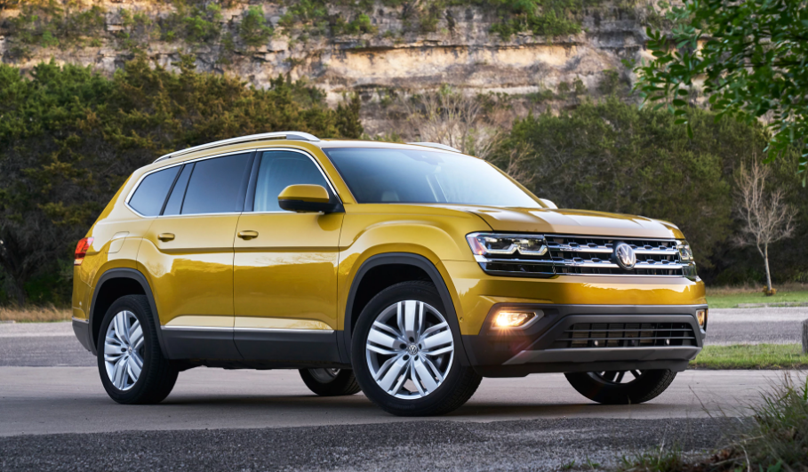 2018 Volkswagen Atlas Concept and Owners Manual