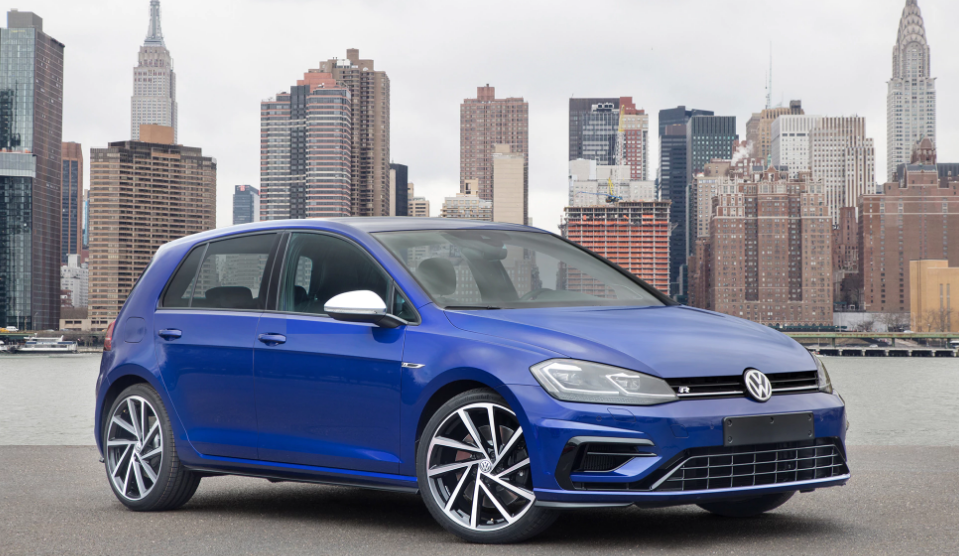 2018 Volkswagen Golf Concept and Owners Manual