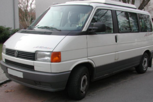 1994 Volkswagen EuroVan Owners Manual and Concept