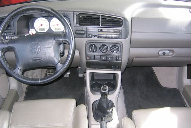 1997 Volkswagen Jetta Interior and Redesign
