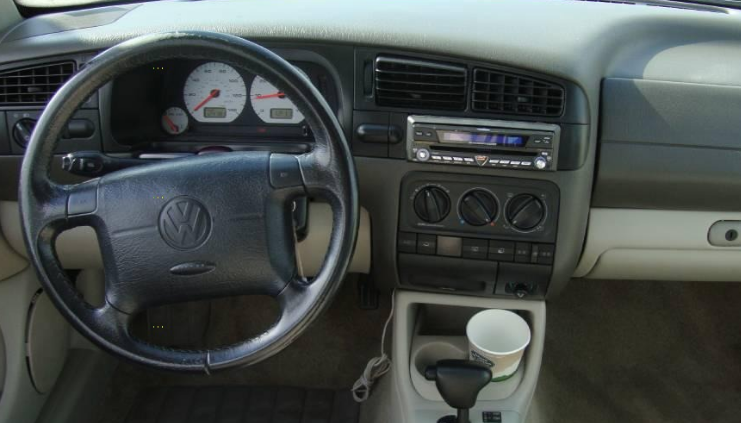 1998 Volkswagen Jetta Interior and Redesign