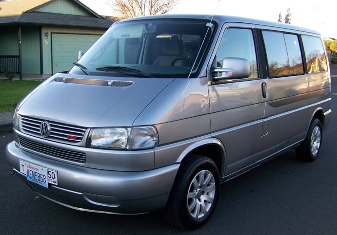 1999 Volkswagen EuroVan Owners Manual and Concept
