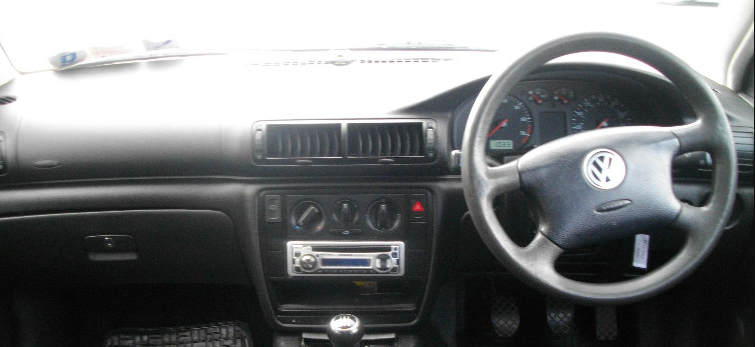 1999 Volkswagen Passat Interior and Redesign