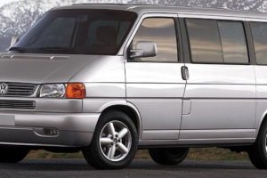 2002 Volkswagen EuroVan Owners Manual and Concept