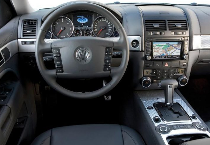 2004 Volkswagen Touareg Interior and Redesign
