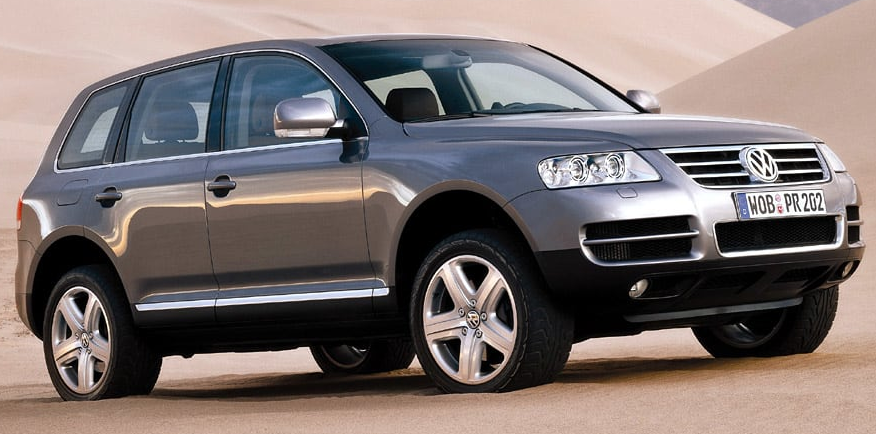 2004 Volkswagen Touareg Owners Manual and Concept
