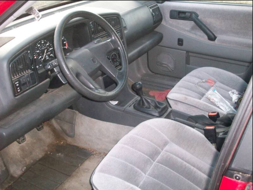 1990 Volkswagen Passat Interior and Redesign