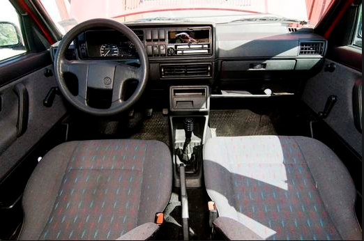 1991 Volkswagen Golf Interior and Redesign