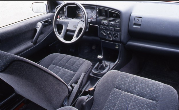 1991 Volkswagen Passat Interior and Redesign