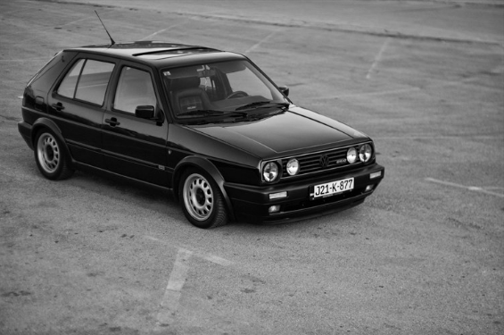 1992 Volkswagen Golf Owners Manual and Concept