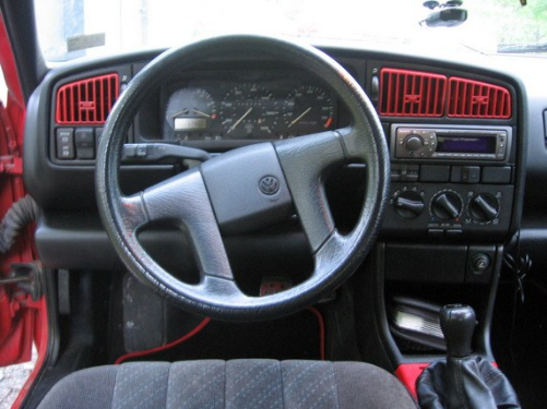 1992 Volkswagen Passat Interior and Redesign