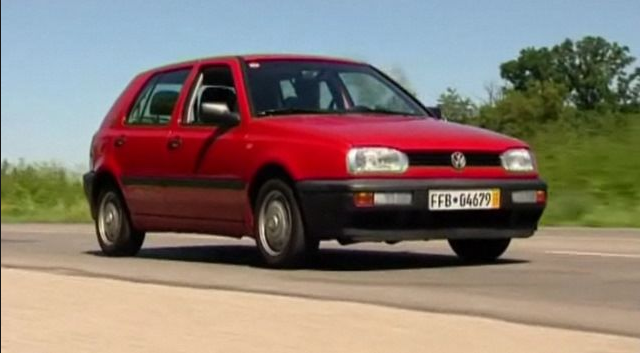 1995 Volkswagen Golf Owners Manual and Concept