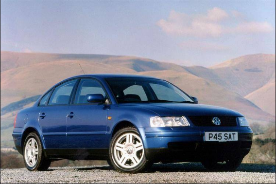 1997 Volkswagen Passat Owners Manual and Concept