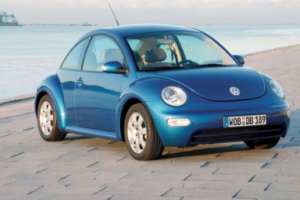 1998 Volkswagen Beetle Owners Manual and COncept