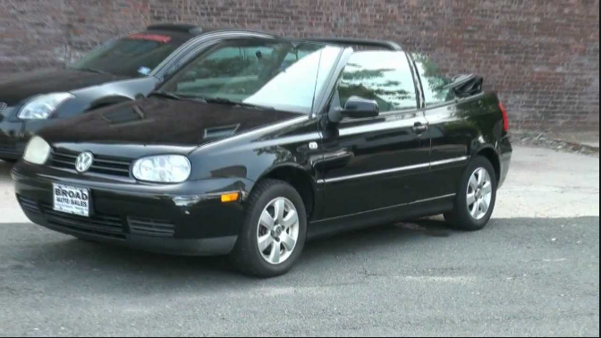 2001 Volkswagen Cabrio Owners Manual and Concept