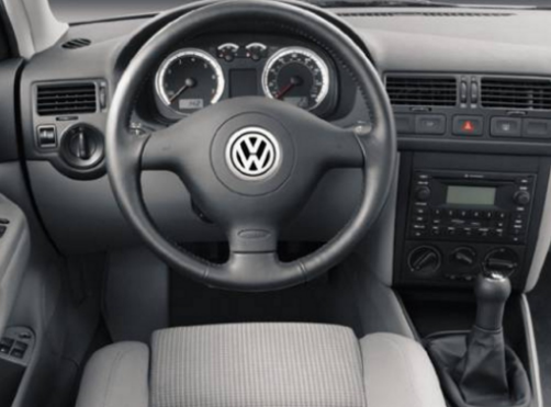 2001 Volkswagen Golf Interior and Redesign